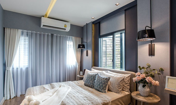 ออกแบบ ห้องนอน